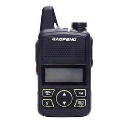 Baofeng BF-T1 Φορητός Πομποδέκτης UHF 1.5 Watt Με Μπαταρία, Τροφοδοτικό & Hands Free (Τεμάχιο) | DBM Electronics