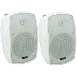 "Master Audio NB400W Αδιάβροχο Λευκό Πλαστικό Ηχείο Με 4"" Woofer Ισχύος 60 Watt (Ζεύγος) | DBM Electronics"